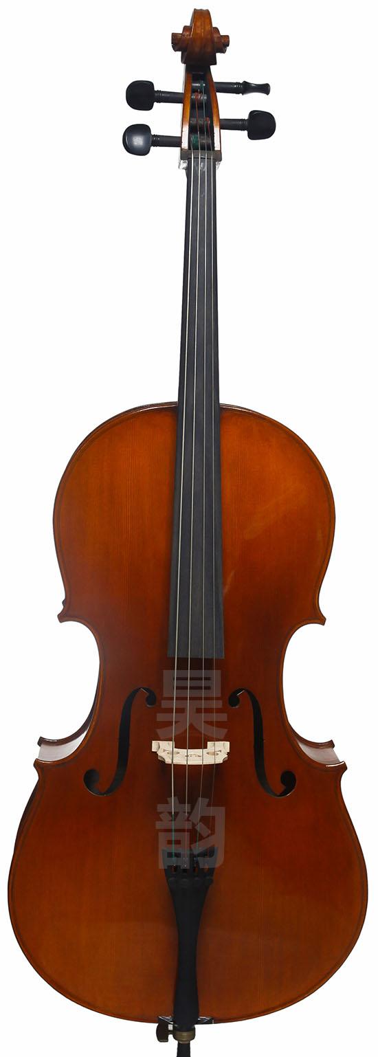 川料拼板大提琴