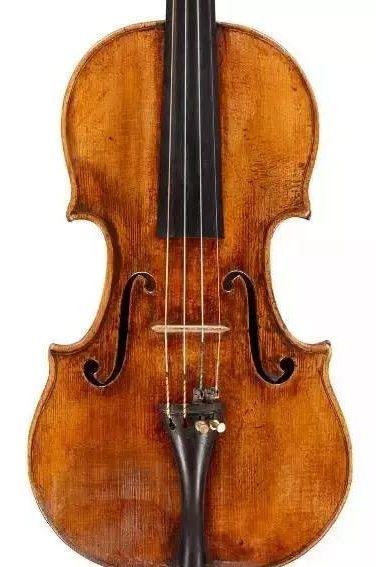 耶稣.瓜奈利小提琴作品细节剖析
