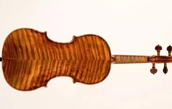 """小提琴耶稣瓜奈利 1743""""Brusilow"""" — 从古典经典中逆袭"""