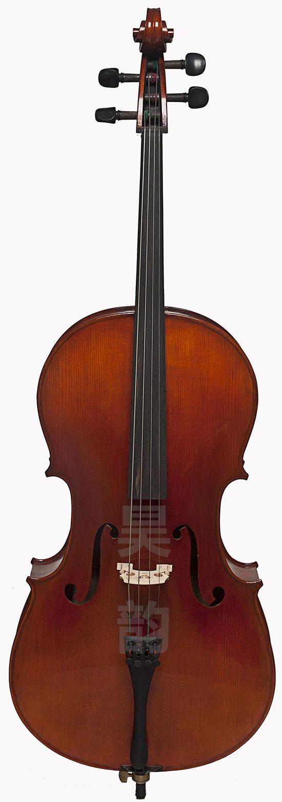 欧料大提琴纯手工