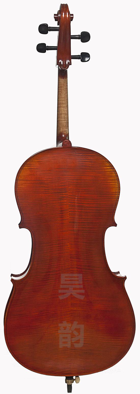 虎皮纹川料仿古大提琴