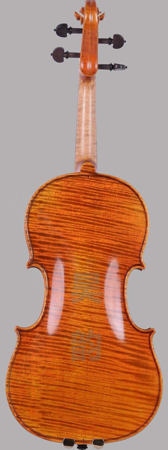 欧料手工小提琴专业级