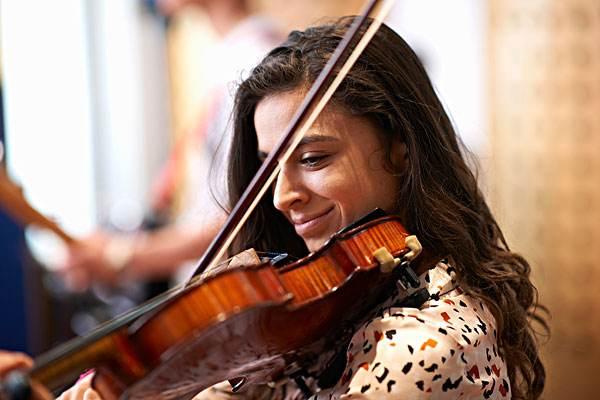 给想学小提琴朋友的个人建议