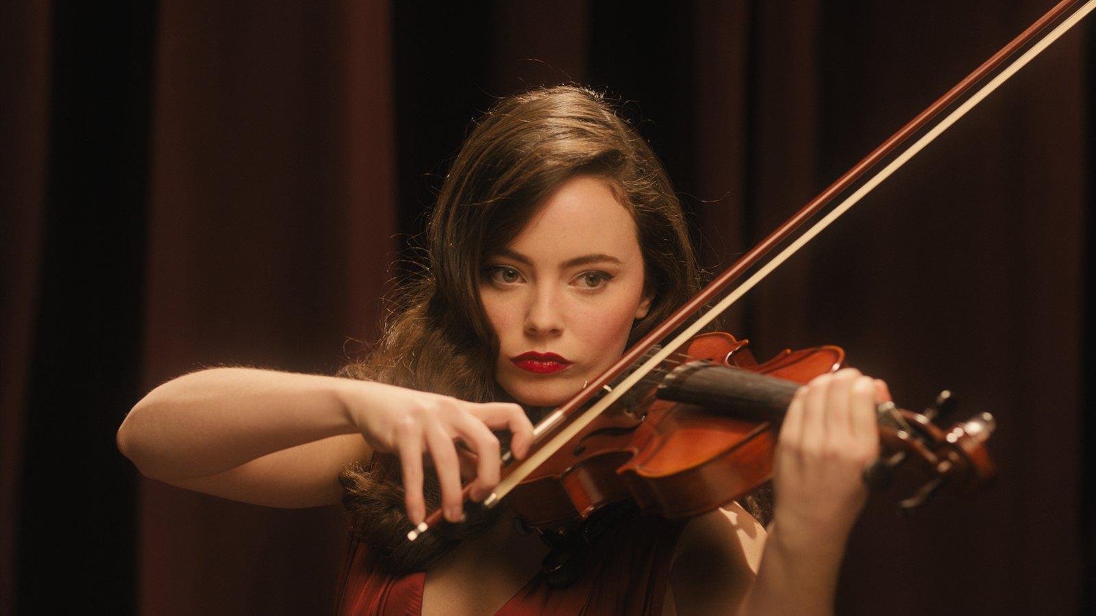 小提琴的跳弓与连顿弓篇