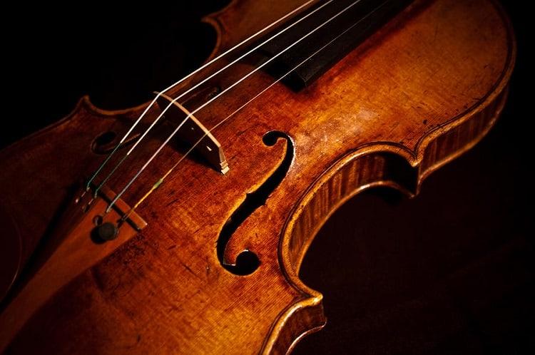 关于提琴琴弦的一些事儿