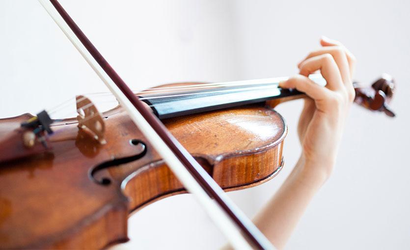 音乐圣经之巴赫《无伴奏小提琴组曲与奏鸣曲》