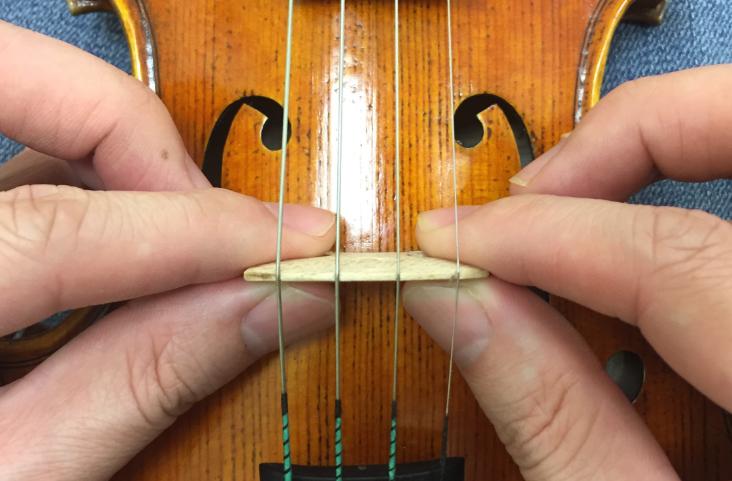 小提琴的修复技法——开篇