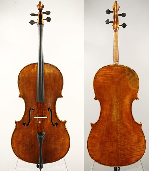 巴哈以前的无伴奏大提琴作品