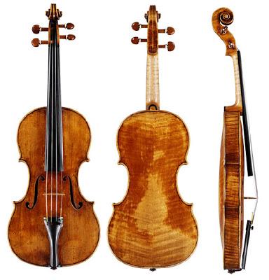 两把小提琴的故事