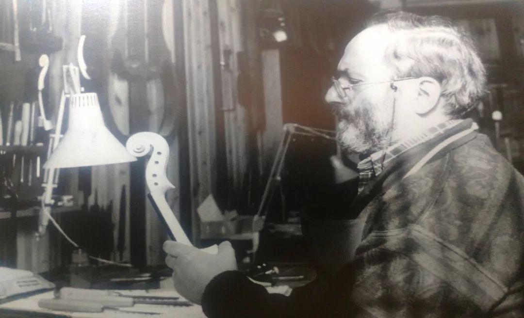 已故小提琴制作大师 Francesco bissolotti