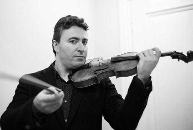 俄罗斯小提琴家文格洛夫大师课