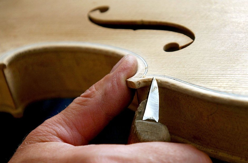 如果要制作小提琴,从哪里开始以及如何开始?
