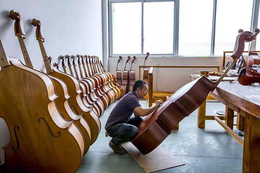 提琴制作技法解读——琴漆涂刷全记录
