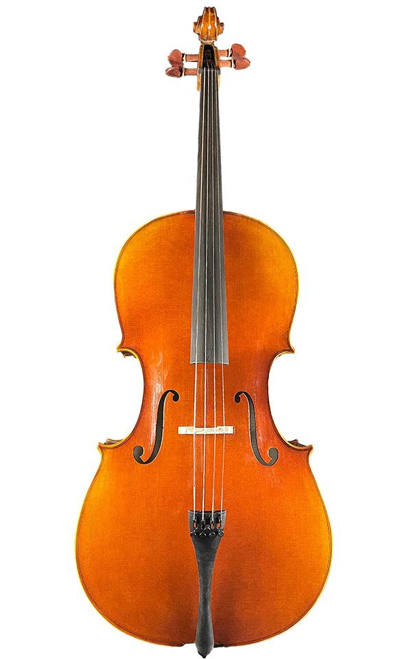 A级虎皮纹仿古大提琴