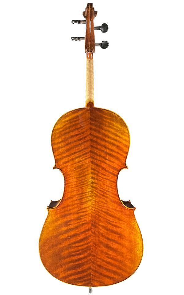 B级大虎纹仿古大提琴