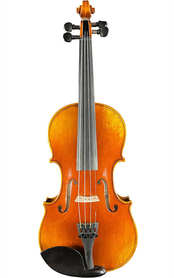 A级虎皮纹仿古小提琴