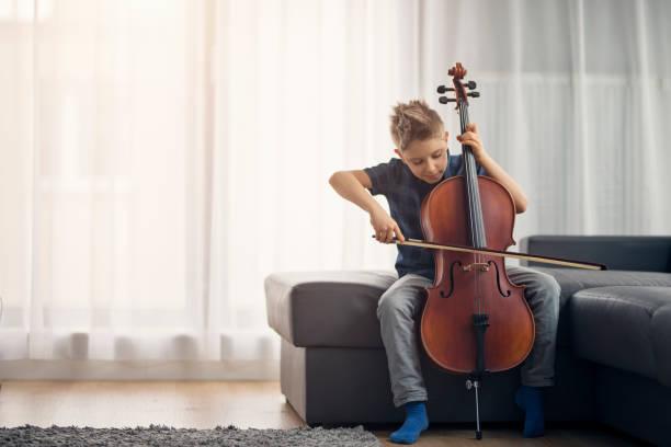 怎样提高孩子学大提琴的兴趣