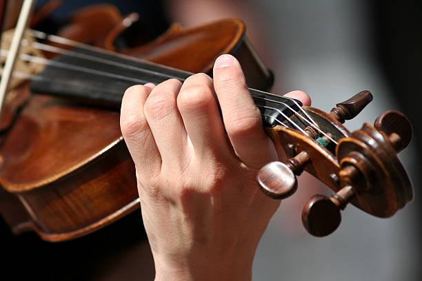 世界上著名的9位古典小提琴家