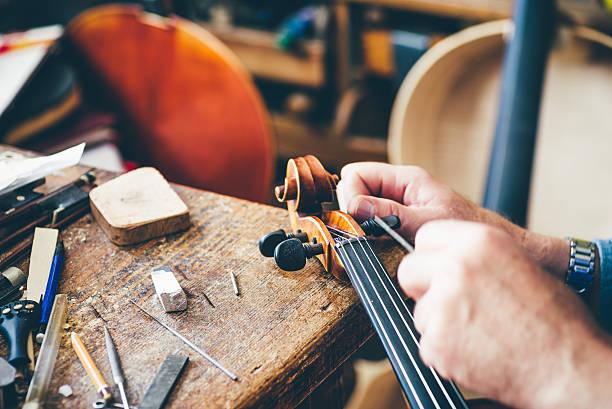 聊聊制作小提琴的木材