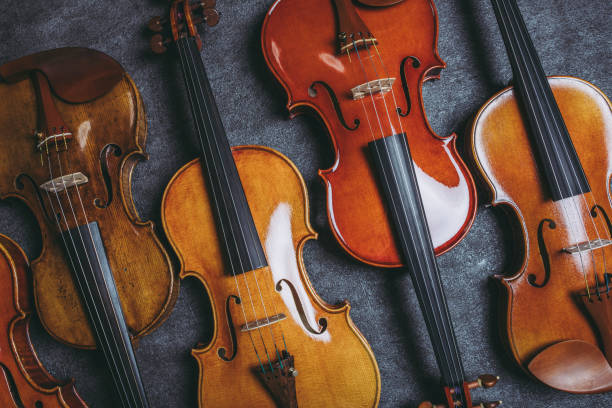 关于小提琴尺寸大小的选择