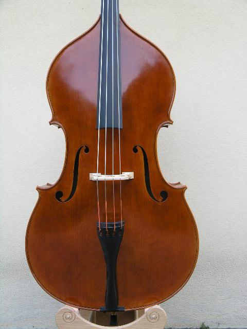 欧料3/4演奏级低音提琴