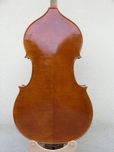 3/4演奏级低音提琴
