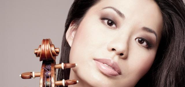 一生的音乐成就:古典小提琴家莎拉·张