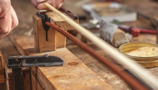 优质的小提琴弓有什么特点?如何选择?