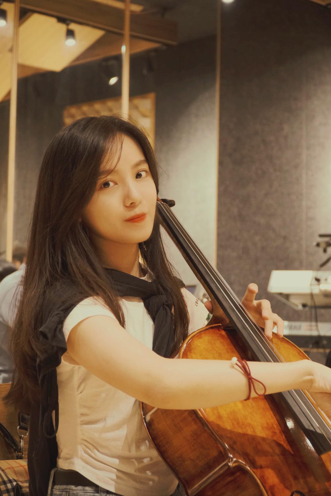北京大提琴老师付迎娟,中央音乐学院博士生