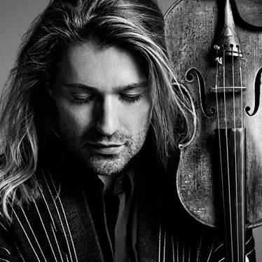 小提琴家大卫·加勒特
