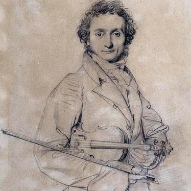 魔鬼小提琴家帕格尼尼的8个秘密