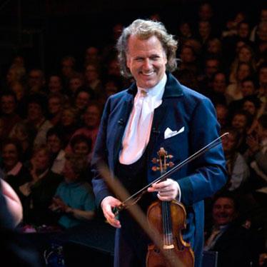 人物简介:安德烈·瑞欧,指挥家和小提琴家