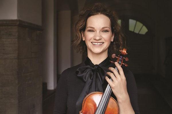 希拉里·哈恩聊关于小提琴的3个问题