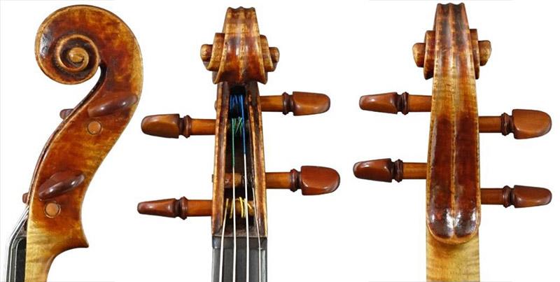 加利亚诺小提琴