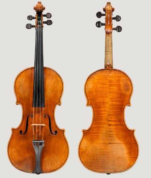 1689 年 'Arditi' 安东尼奥·斯特拉迪瓦里小提琴