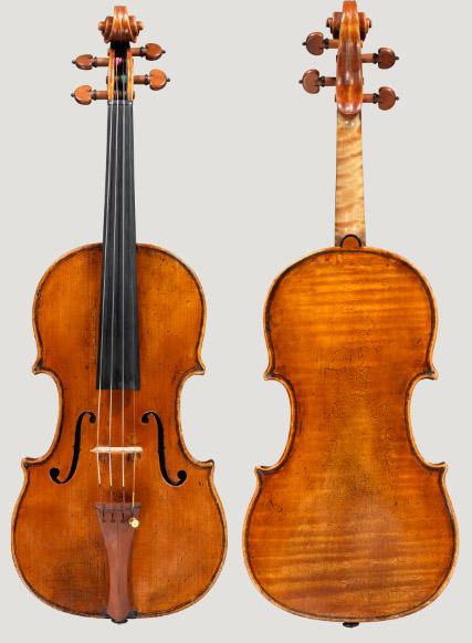 托马索·巴莱斯特里埃里小提琴