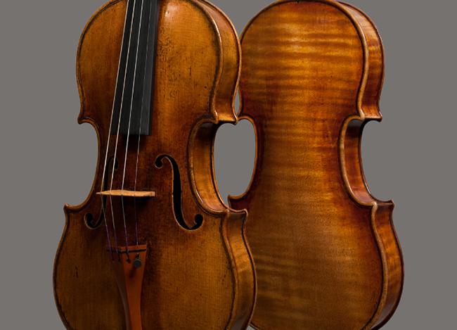 路德丽 1734 年斯特拉迪瓦里小提琴 'Willemotte'