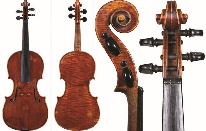 彼得罗·加利诺蒂1729 年小提琴