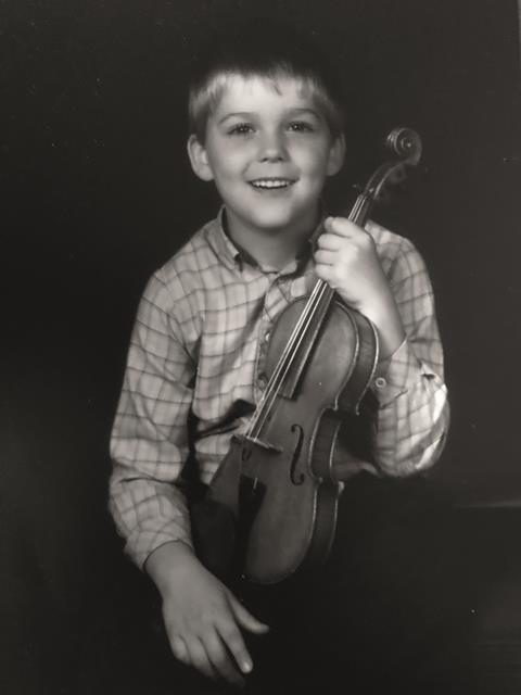 加勒特4岁