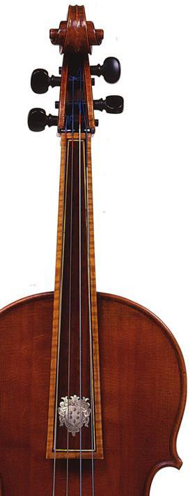 """被称为""""美第奇""""的斯特拉迪瓦里男高音中提琴"""