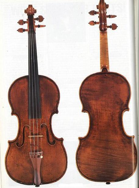 """斯特拉迪瓦里""""Lord Norton""""小提琴 1737"""