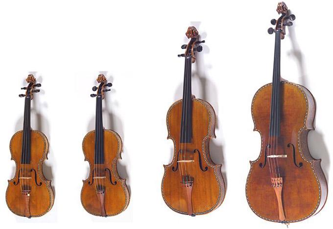 斯特拉迪瓦里提琴