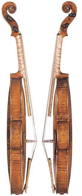 阿马蒂小提琴