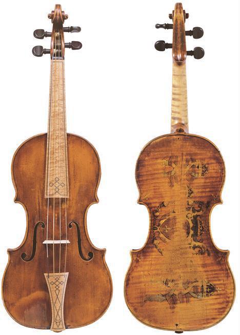 安德烈亚·阿马蒂c.1566小提琴